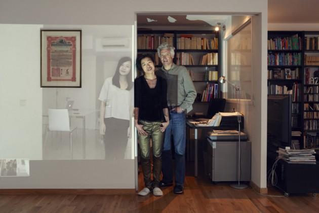 "John Clang, Tye Family (Paris, Tanglin), 2012, Series ""Being Together"", c-print © John Clang"