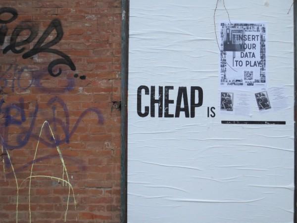 JuKey, poster. Photo Alessandra Bincoletto