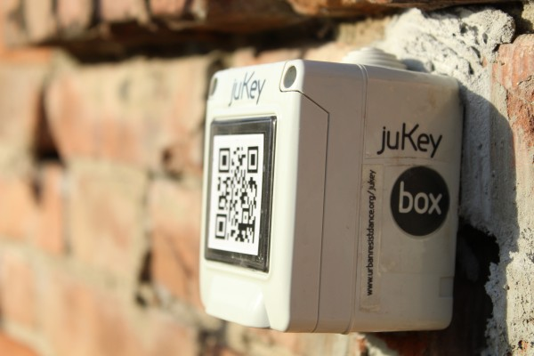 JuKey-box. Photo Alessandra Bincoletto