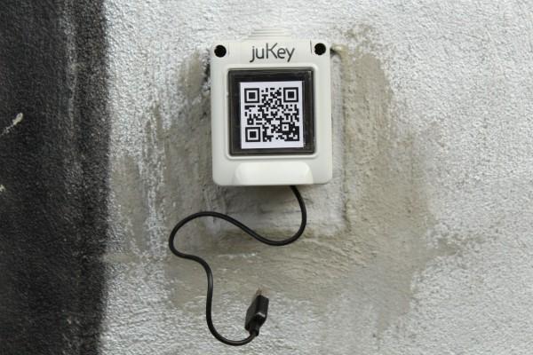 JuKey-box. Photo Alessandra Bincoletto