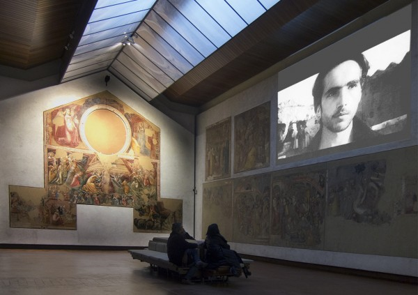 Amir Yatziv, This is Jerusalem Mr. Pasolini, AGI Verona Collection. Photo courtesy by Amir Yatziv