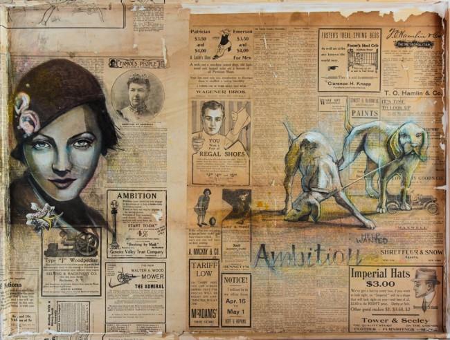 Alice Pasquini - Studiolo