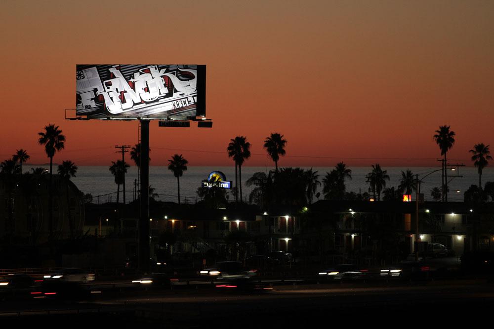 Revok, Los Angeles, 2011