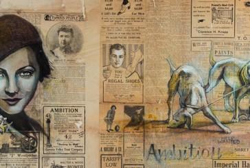 Street art e Rinascimento: Alice Pasquini, Gio Pistone e Pax Paloscia a Roma