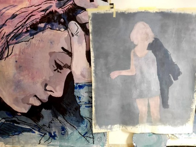 Pax Paloscia - Sala delle Nozze. Work in progress