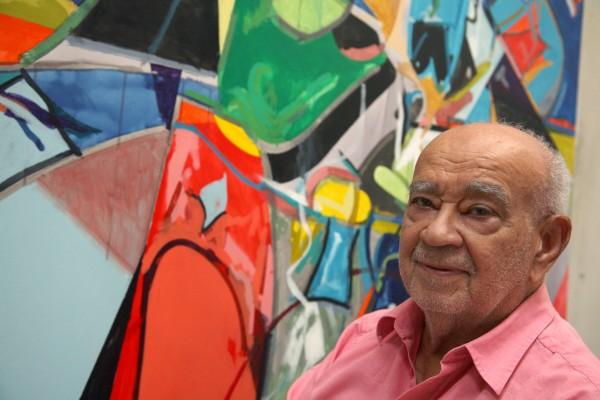Portrait de l'artiste, 2014. Photo : Philippe Migeat, Centre Pompidou