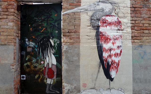 Ella et Pitr, Venezia, 2011