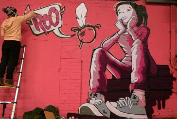Femme Fierce: Reloaded, festival di street art al femminile a Londra