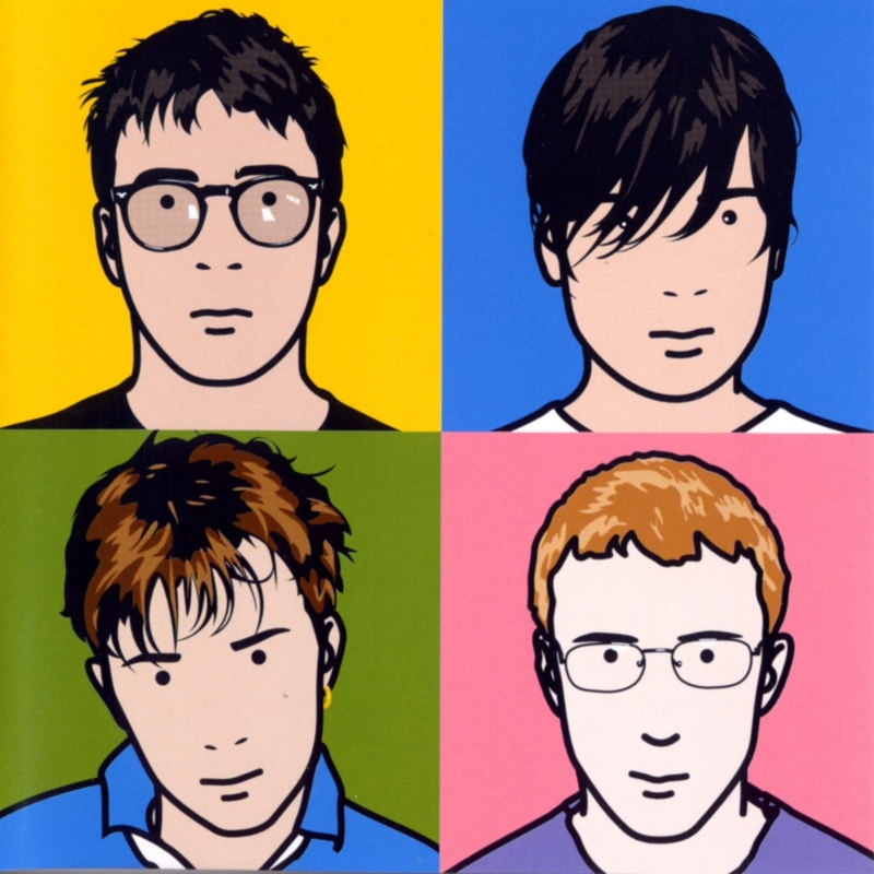 Blur, Blur: The Best Of (Food/Virgin/Parlophone, 2000)