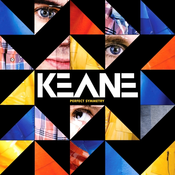 Keane, Perfect Symmetry (Island Records, 2008)