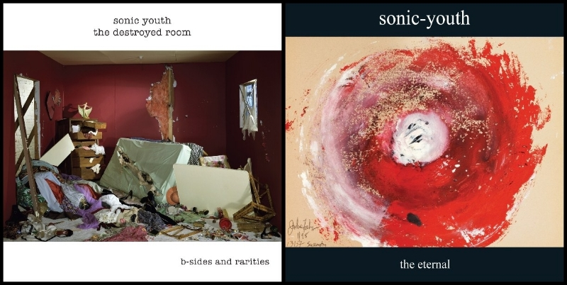Sonic Youth, The Destroyed Room (Geffen, 2006); Sonic Youth, The Eternal (Matador, 2009)