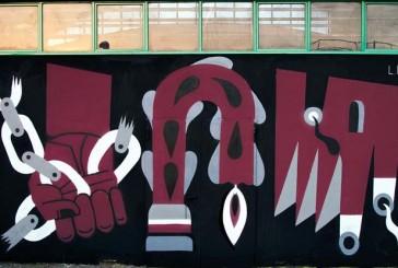 Quadrivium, urban art e tatoo ad AvantGarden Gallery
