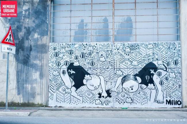 Millo, Gaeta, Memorie Urbane 2013, foto Flavia Fiengo