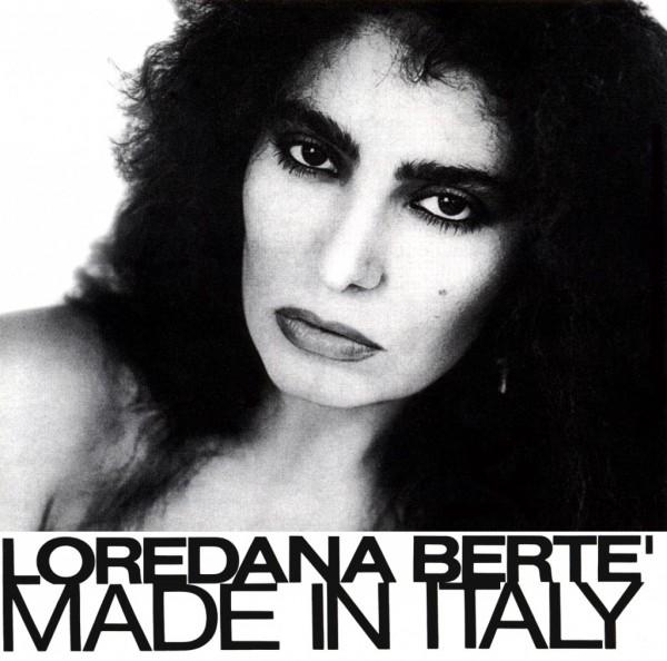 Loredana Berté, Made in Italy (CGD, 1981)