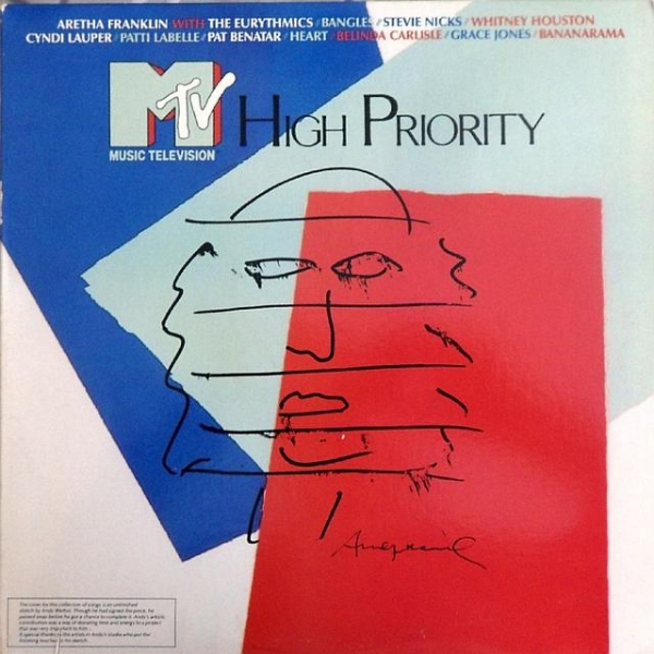 MTV High Priority (RCA/BMG, 1987)