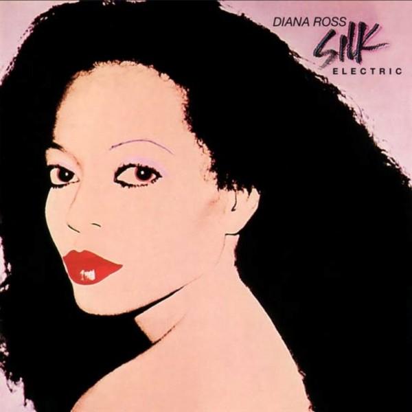 Diana Ross, Silk Electric (RCA, 1982)