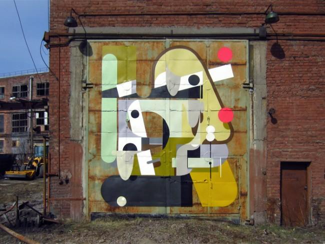 Alexey Luka, Conversation, St Petersburg, 2014