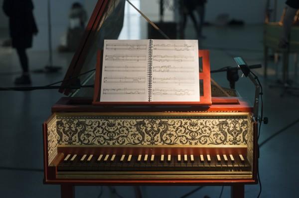 John Cage/Lejaren Hiller,, HPSCHD 1969>2015, esecuzione al MAMbo, Live Arts Week festival 2015