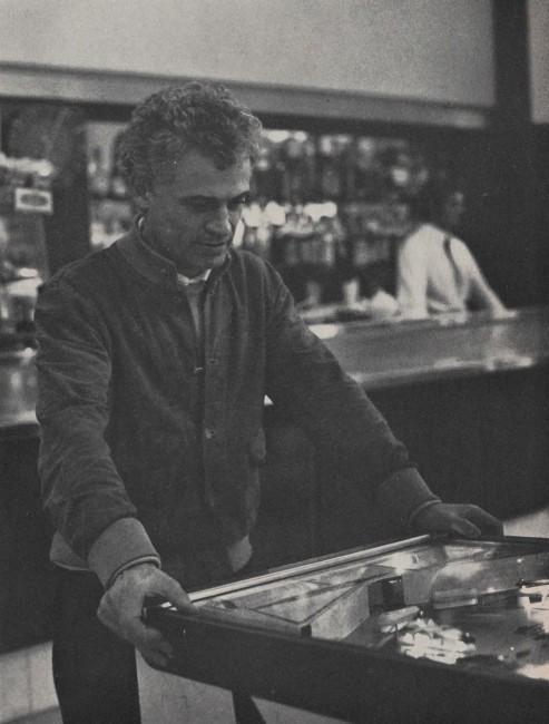 Ugo Mulas (Pozzolengo/Brescia 1928 - Milano 1973)