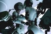 Davanti alla soglia: il robot prossimo venturo