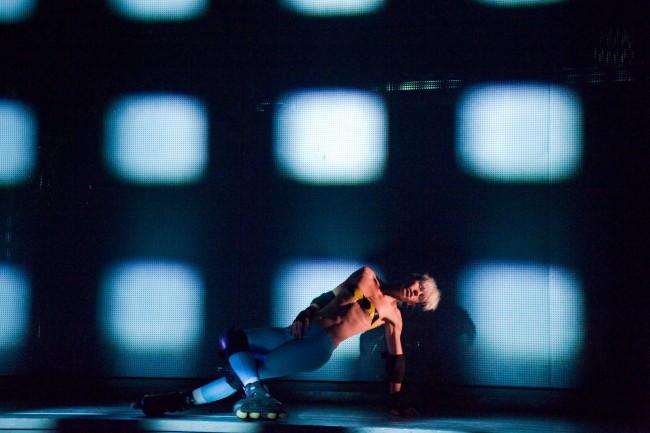 Motus, X(ics) racconti crudeli della giovinezza [X.03 movimento terzo] (Foto Pierre Borasci).