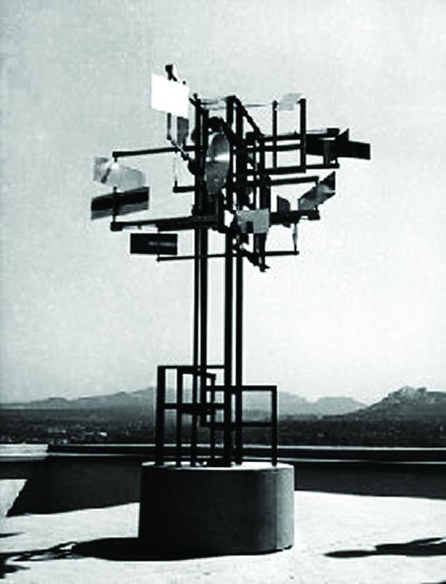 Nicolas Shöffer, CYSP 1, 1956