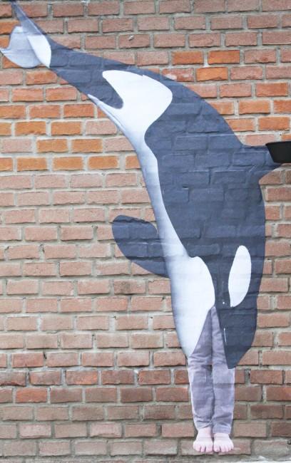 Cheap, street poster art festival: Bifido. Foto: Alessandra Bincoletto