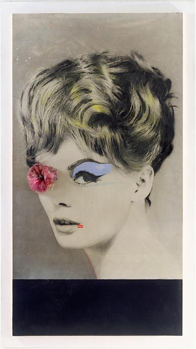 Martial Raysse, La Belle Mauve, 1962 Musée des Beaux-Arts, Nantes Ph: © RMN-Grand Palais, Gérard Blot © Martial Raysse by SIAE 2015