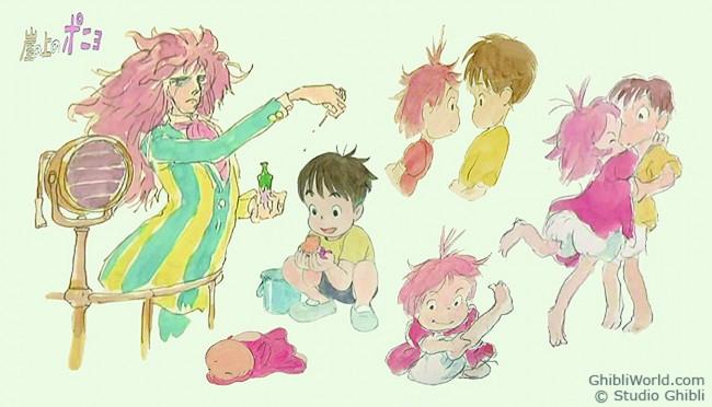 Immagine tratta dal sito www.ghibli.jp