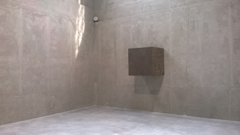 Pino Pascali, 1 metro cubo di terra, 1967