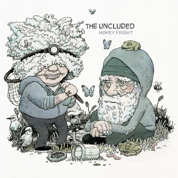 The Uncluded, Hokey Fright (Rhymesayers, 2013)