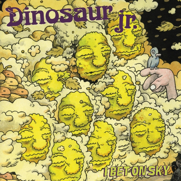 Dinosaur Jr., I Bet on Sky (Jagjaguwar, 2012)