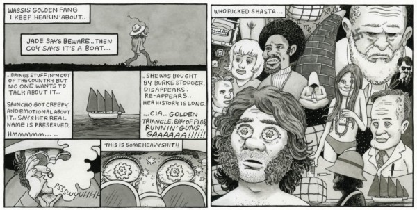 Due vignette dal libretto di Inherent Vice (Nonesuch, 2015)