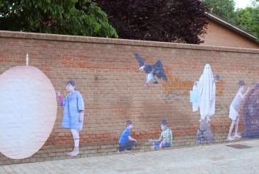 Cheap, street poster art festival: l'intervento di Bifido