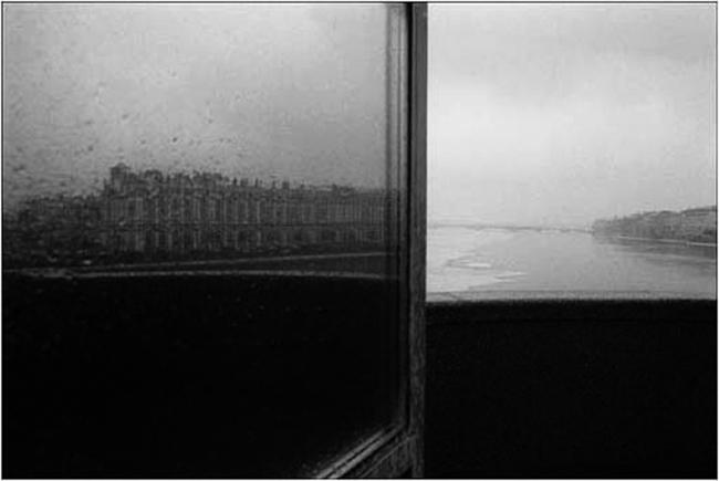 """Klavdij Sluban, Mosca, 2005, foto ripresa dal libro """"all'est dell'est"""""""