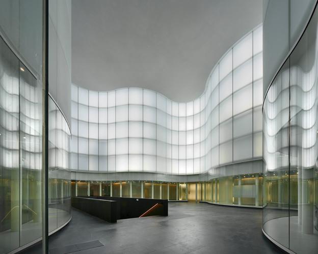 Una veduta del MUDEC, Museo delle culture, progettato da David Chipperfield, foto © Oskar Da Riz