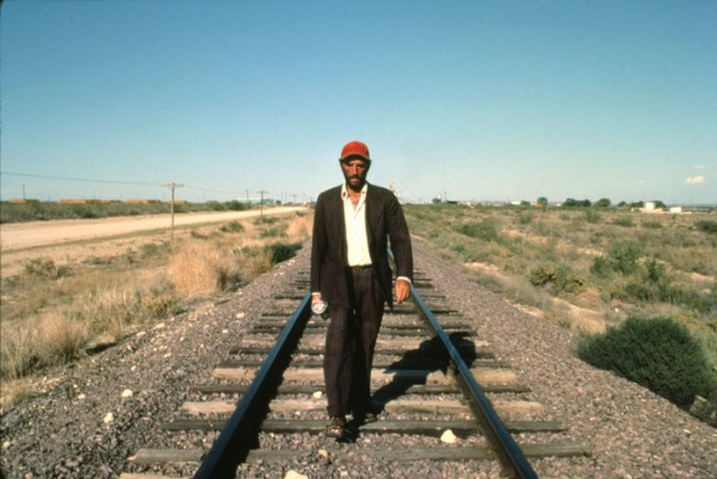 Harry Dean Stanton in Paris, Texas, BRD/FRA 1984 © Wim Wenders Stiftung 2014