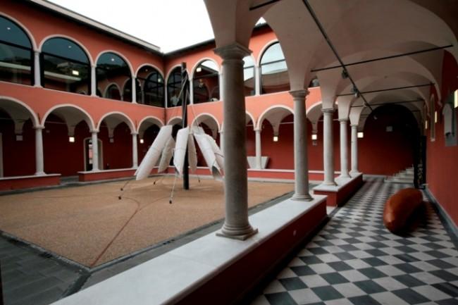 CAP - Centro Arti Plastiche, sede dell'Art Hub Carrara
