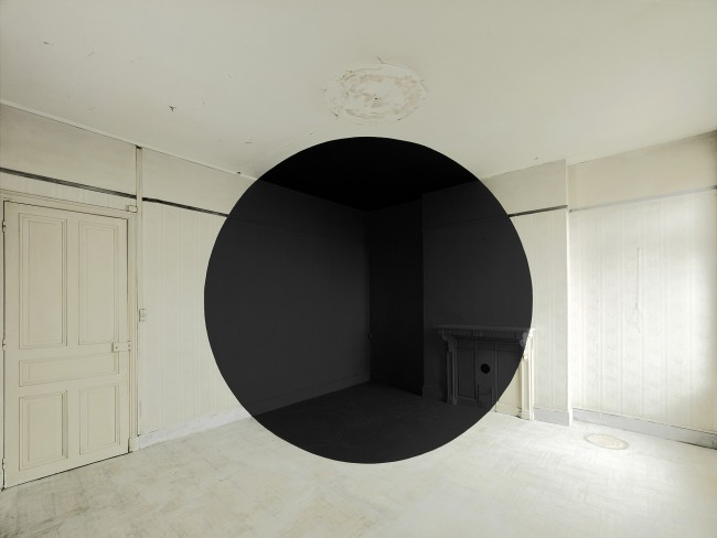┬®Georges Rousse - Guise 2015