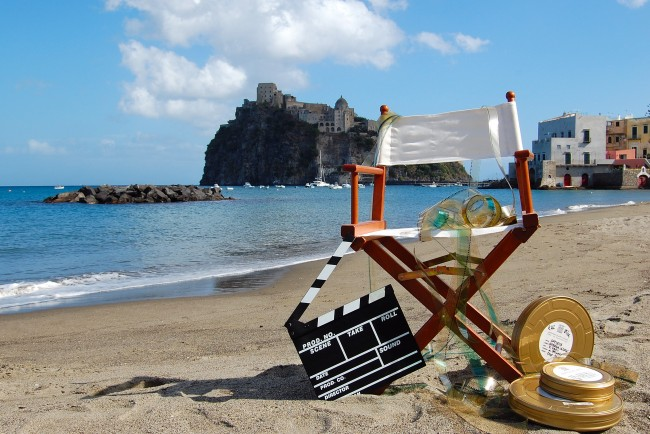 Immagine promo Ischia Film Festival