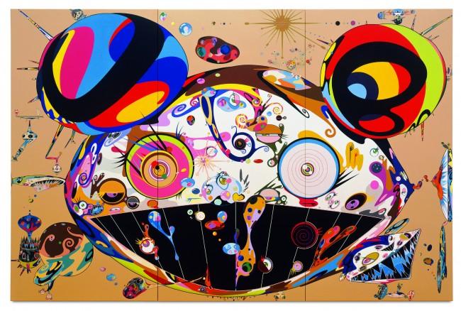 Takashi Murakami, Tan Tan Bo, 2001, Collection of John A. Smith and Victoria Hughes, Courtesy of Tomio Koyama Gallery, Tokyo, ©2001 Takashi Murakami/Kaikai Kiki Co., Ltd. All rights Reserved