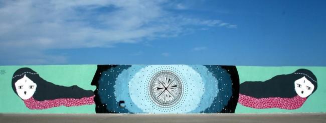 UFOE & La Fille Bertha, Vedo A Colori 2014