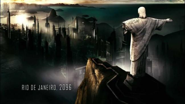 Luiz Bolognesi, Rio 2096: uma historia de amor e furia, 2013