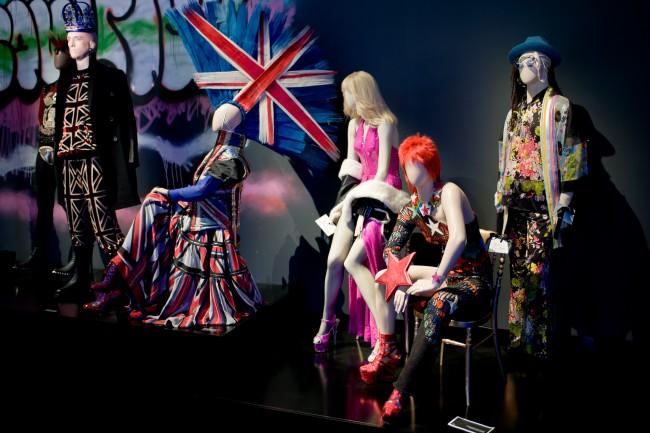 Veduta della mostra al al Grand Palais, Parigi