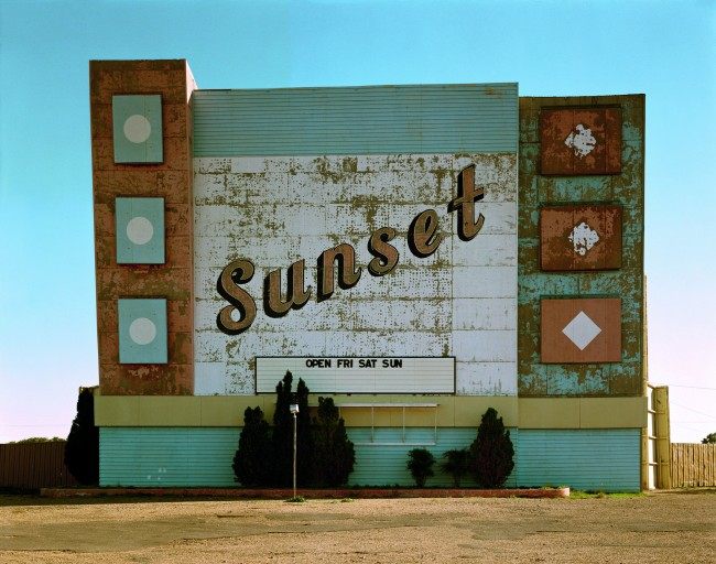 Stephen Shore, U.S. 97, South of Klamath Falls, Oregon, July 21, 1973, from the Uncommon