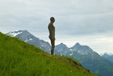 Antony Gormley – Horizon Field
