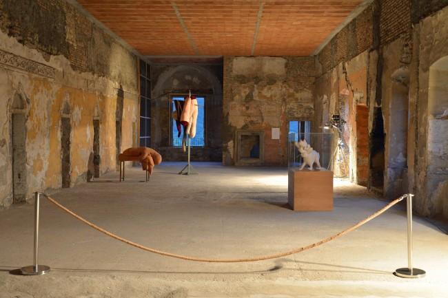 contemporary locus 8#. Monastero del Carmine, veduta