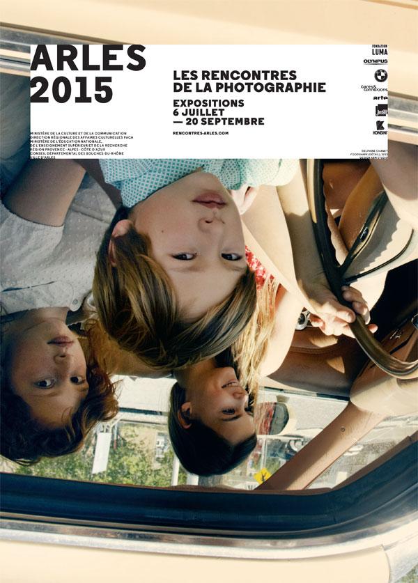 Les Rencontres de la Photographie, Arles 2015