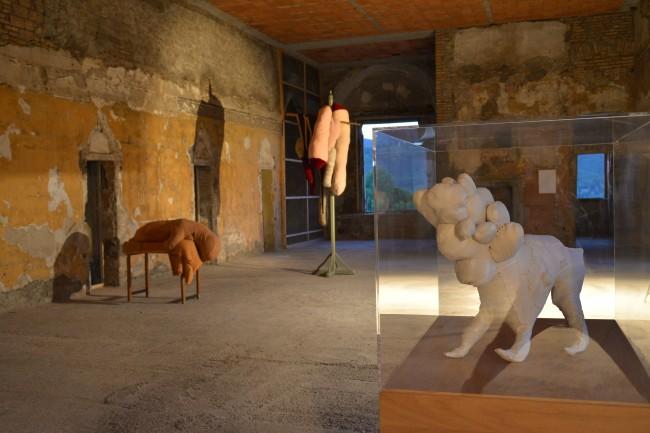 contemporary locus 8# Monastero del Carmine, veduta