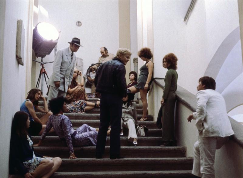 """Rainer Werner Fassbinder: """"Warnung vor einer heiligen Nutte"""", 1970 © Rainer Werner Fassbinder Foundation, Berlin"""
